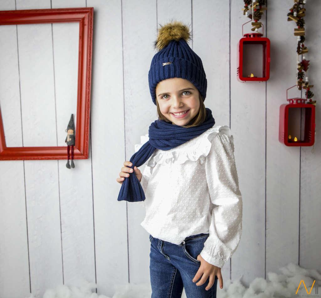fotos niños navidad en Castellón